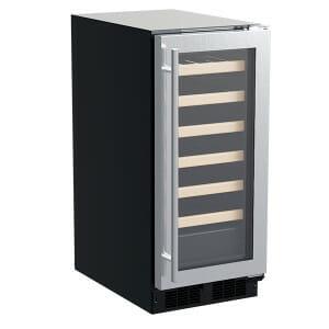 Marvel 15″ Built-In Single Zone Wine Refrigerator