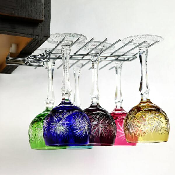 Glass Hanger Wine Glass Drying Rack-277