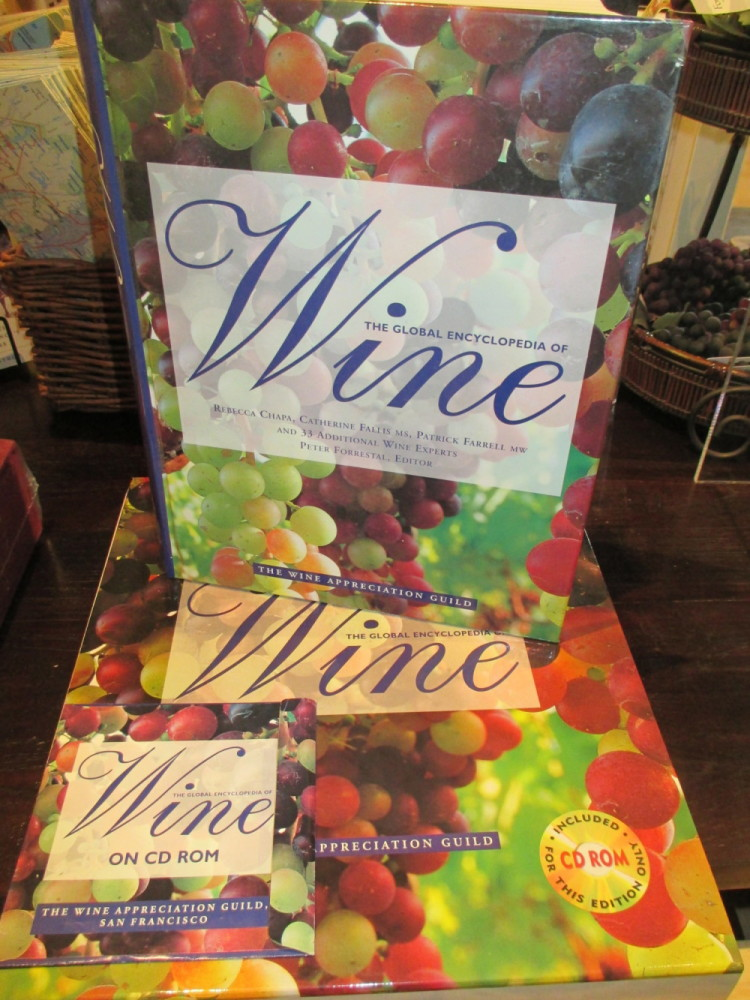 The Global Encyclopedia of Wine-230