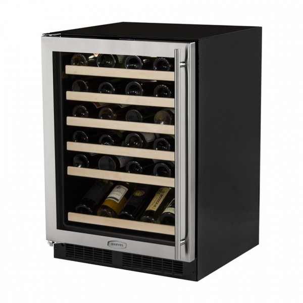 "Marvel 24"" High Efficiency Single Zone Wine Cellar-302"