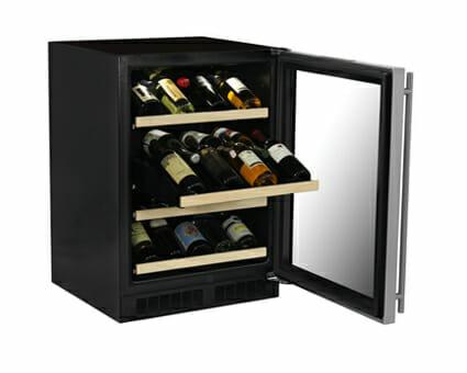 "Marvel 24"" High Efficiency Single Zone Wine Cellar-305"