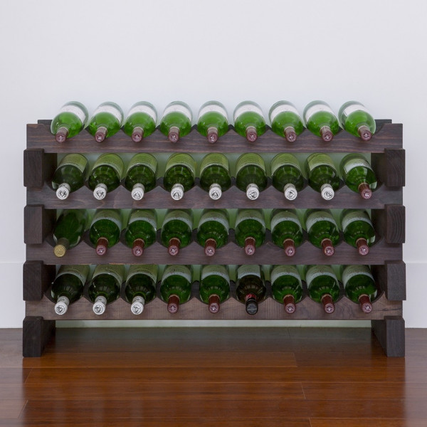 Modularack 4×9, 36 Bottle, Stained-328
