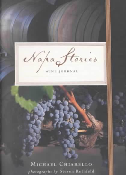 Napa Stories Wine Journal-250