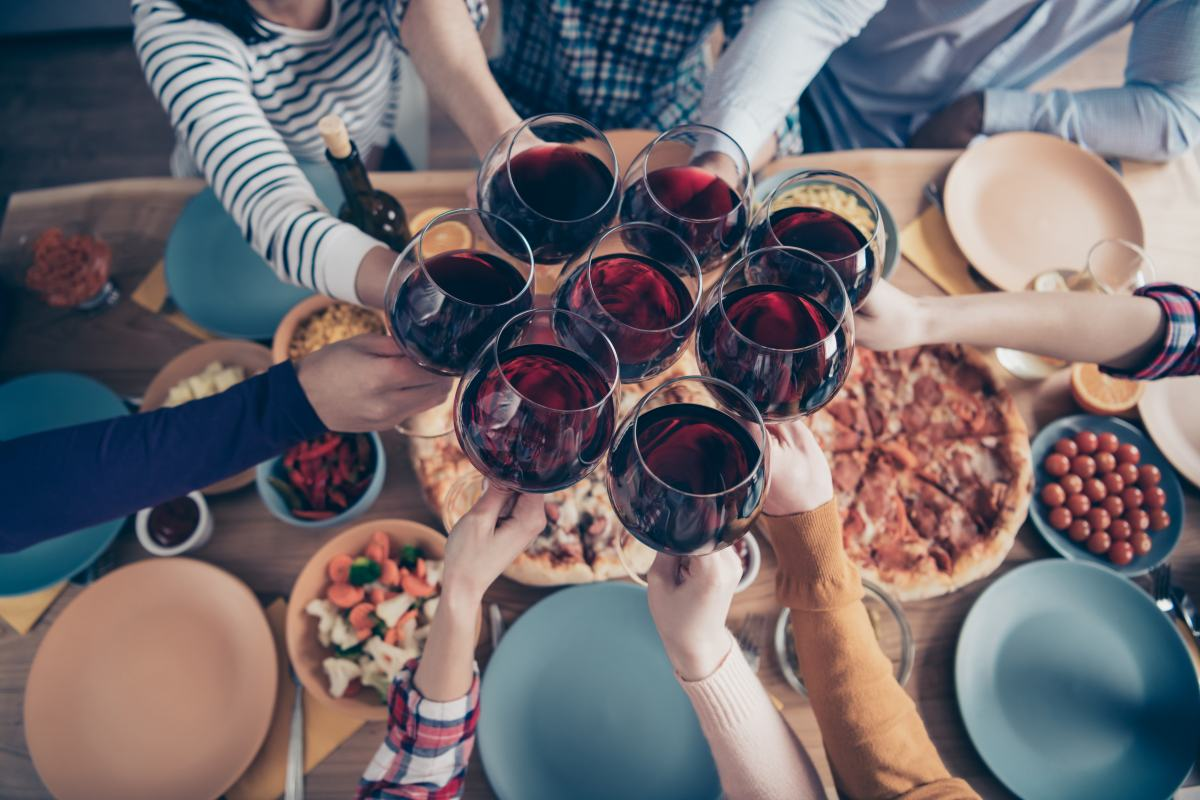 How Much Wine Do You Need When Hosting A Dinner Party?