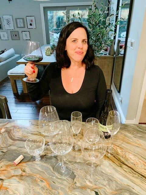Wine Glasses…Does Shape Matter?