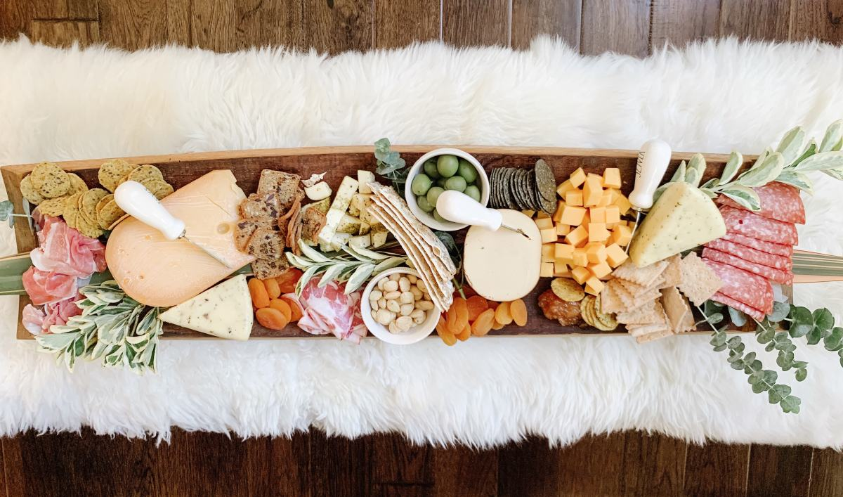 Building The Perfect Charcuterie Board