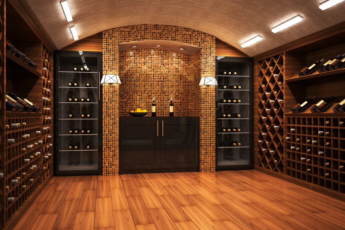 What to know when wanting to design/build a wine cellar