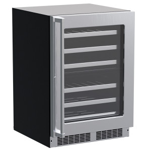 Marvel Professional 24″ Built-in Dual Zone Wine Refrigerator