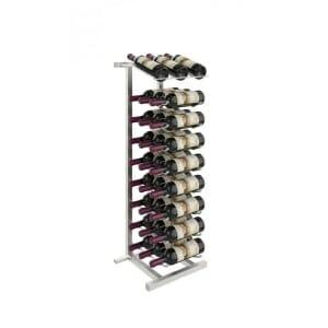Floor Wine Rack (27 Bottles) – Point of Purchase